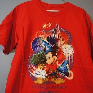 Disney World Tee with Magical Mickey